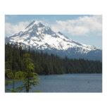 Mount Hood Splendour Photographic Print
