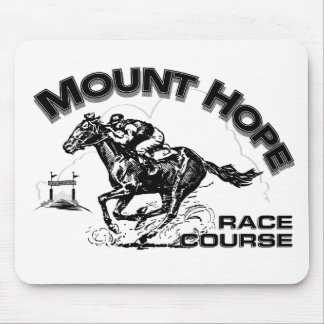 Mount Hope Race Course Mouse Pad