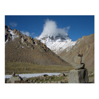 Mount Kailash Postcard