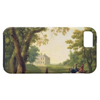 Mount Kennedy, County Wicklow, Ireland, 1785 (oil iPhone 5 Case