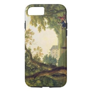 Mount Kennedy, County Wicklow, Ireland, 1785 (oil iPhone 8/7 Case