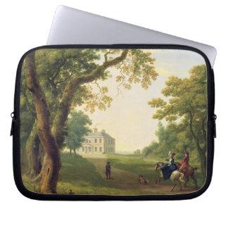 Mount Kennedy, County Wicklow, Ireland, 1785 (oil Laptop Sleeve