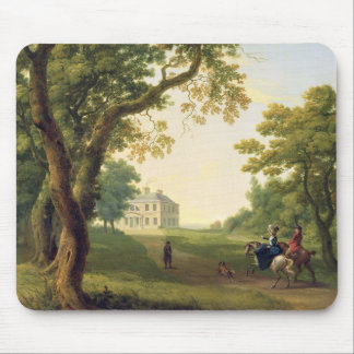 Mount Kennedy, County Wicklow, Ireland, 1785 (oil Mouse Mat