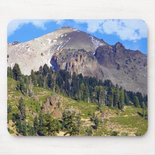 Mount Lassen Volcano Mouse Mat