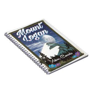 Mount Logan , Yukon, Canada Notebooks