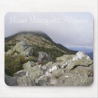 Mount Mansfield Vermont Mousepads