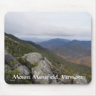 Mount Mansfield Vermont Mouse Pads