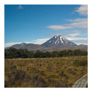 Mount Ngauruhoe Mount Tongariro Personalized Announcements