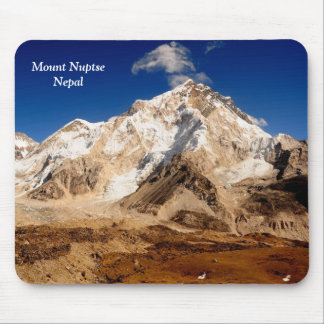 Mount Nuptse Mouse Pad