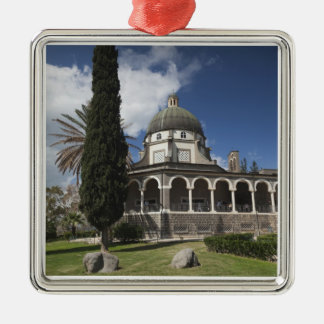 Mount of the Beatitudes Christmas Ornament