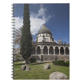 Mount of the Beatitudes Notebook