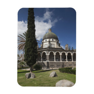 Mount of the Beatitudes Rectangular Photo Magnet