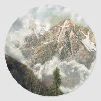 Mount of the Holy Cross Colorado Classic Round Sticker