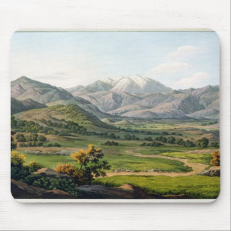 Mount Olympus, as seen between Larissa and Baba, p Mouse Mat