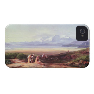Mount Parnassus, Lake Cephissus and the Plains of iPhone 4 Case-Mate Cases
