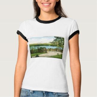 Mount Rainier and Lake Washington T-Shirt