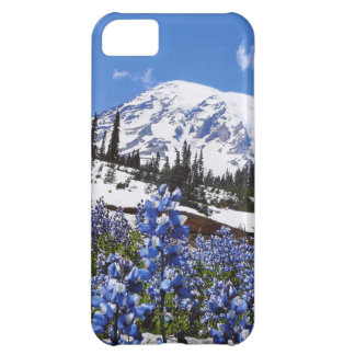 Mount Rainier at Paradise Point iPhone 5C Case
