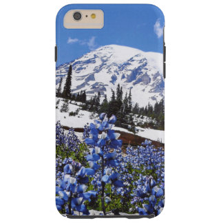 Mount Rainier at Paradise Point Tough iPhone 6 Plus Case