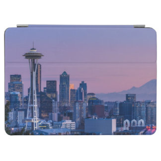 Mount Rainier in the background. iPad Air Cover