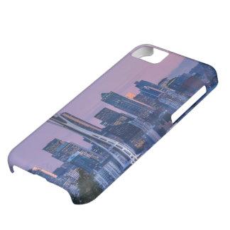Mount Rainier in the background. iPhone 5C Case