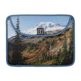 Mount Rainier National Park, autumn Sleeves For MacBook Pro
