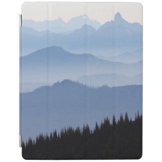 Mount Rainier National Park   Cascade Mountains iPad Cover