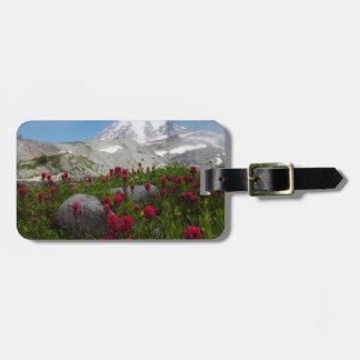 Mount Rainier National Park, Mount Rainier 1 Luggage Tags