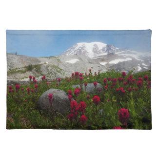 Mount Rainier National Park, Mount Rainier 1 Placemat