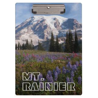 Mount Rainier National Park, Mount Rainier 3 Clipboards