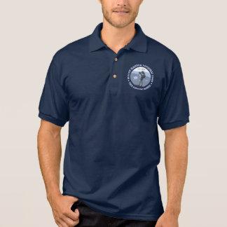 Mount Rainier National Park Polo T-shirt
