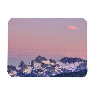 Mount Rainier National Park, Sarvent Glaciers Magnets