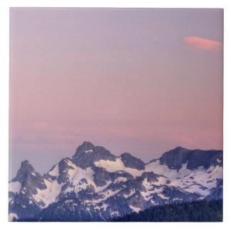 Mount Rainier National Park, Sarvent Glaciers Tile