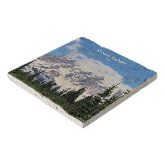 Mount Rainier National Park Stone Trivet