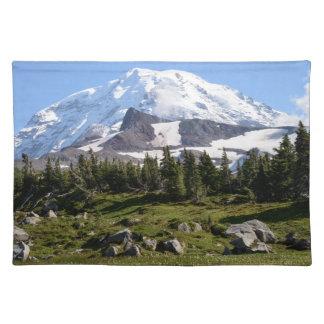 Mount Rainier National Park, WA. Spray Park Placemat