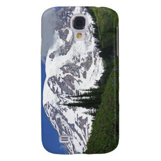 Mount Rainier Paradise Meadow iPhone Case Samsung Galaxy S4 Cover