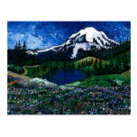 Mount Rainier Postcards