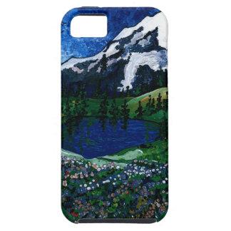Mount Rainier Tough iPhone 5 Case