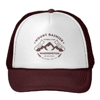 Mount Rainier Washington Cap