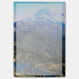 Mount Rainier Washington Post-it Notes