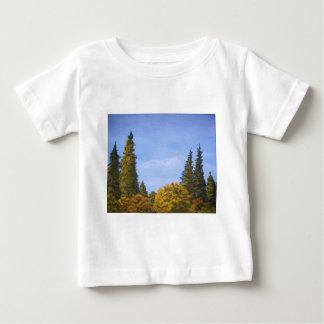 Mount Redoubt Baby T-Shirt