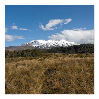 Mount Ruapehu Personalized Invites