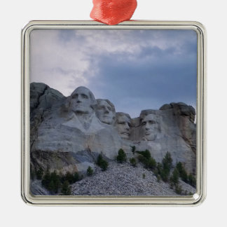 Mount Rushmore Christmas Ornament