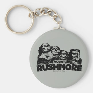 Mount Rushmore Key Ring