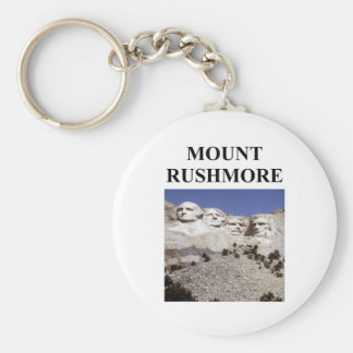 mount rushmore key ring