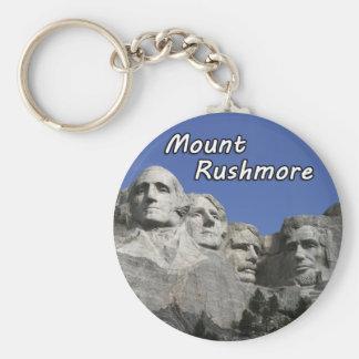 Mount Rushmore Keychain