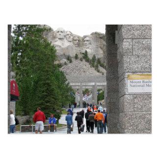 Mount Rushmore Memorial, South Dakota,Postcard Postcard