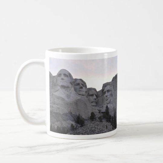 Mount Rushmore Mug by Janz