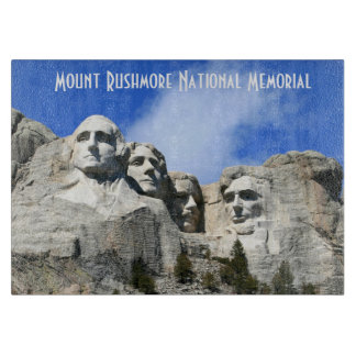 Mount Rushmore National Memorial photo Cutting Boards