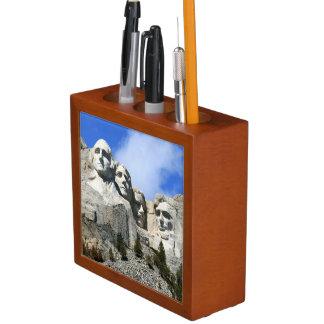Mount Rushmore National Memorial photo Desk Organizer