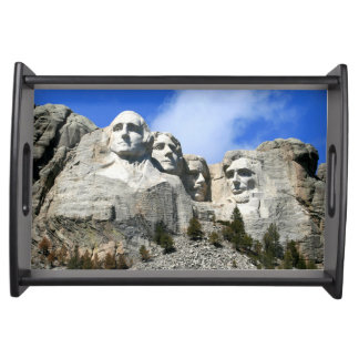 Mount Rushmore National Memorial photo Serving Platter